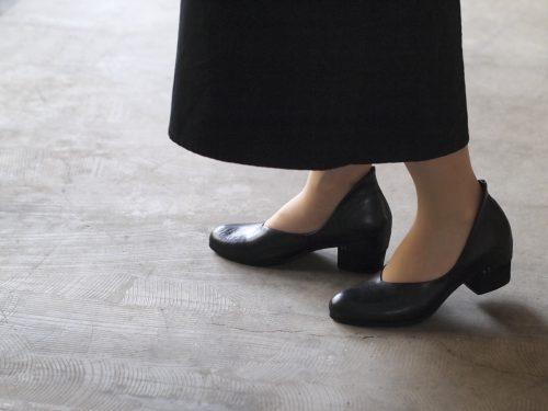 yuko imanishi + 革靴 レザーシューズ 岐阜 セレクトショップ
